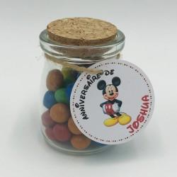 Etiquette Mickey®