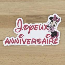 Cake topper Minnie®