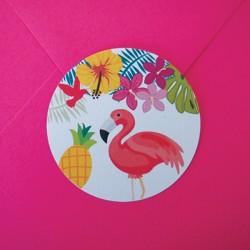 Sticker Tropical