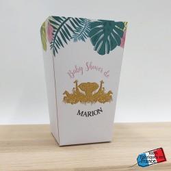 Mini pot à pop-corn Jungle