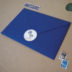 Sticker Navy Golg