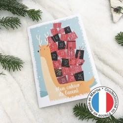 Cahier de l'avent de Noël