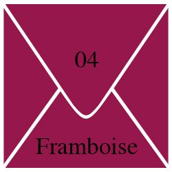 Enveloppe Framboise