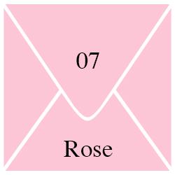 Enveloppe Rose