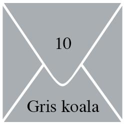 Enveloppe Gris Koala